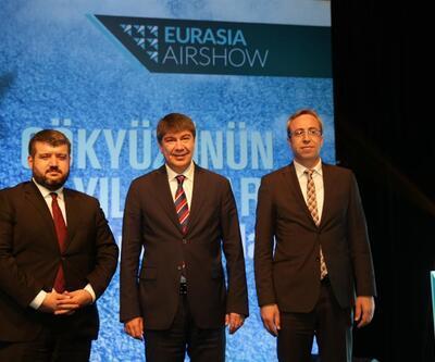 Eurasia Airshow için geri sayım başladı