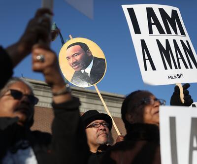 ABD, Martin Luther King'i anıyor