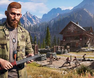 Far Cry 5: Yıllar sonra Far Cry serisine dönüş yapmamızı sağlayan oyun!