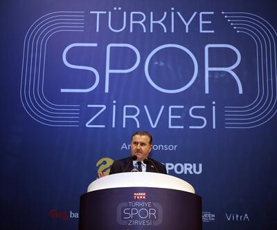 Bakan Bak: Önemli organizasyonlara talip olduk (Tükiye Spor Zirvesi)
