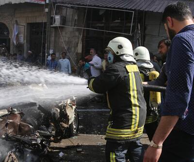 TSK'nın terörden temizlediği ilçede büyük patlama: Çok sayıda ölü ve yaralı var