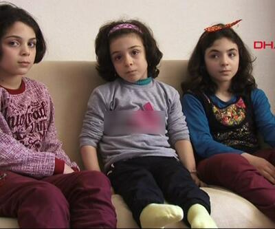 Suriyeli 3 kız yardım bekliyor