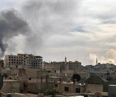 AA: Doğu Guta'da kimyasal silah saldırısı düzenlendi