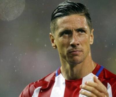Fernando Torres Atletico'dan ayrılacağını açıkladı