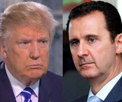 """Ünlü gazeteciden bomba iddia: """"Trump, Esad'a suikast düzenlenmesini istedi"""""""