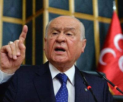 Bahçeli'den Kılıçdaroğlu'na: Mekapları giy PKK tünellerine git