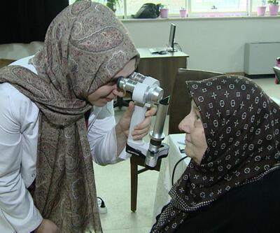 65 yaş üstü yaşlılara ücretsiz sağlık kontrolü