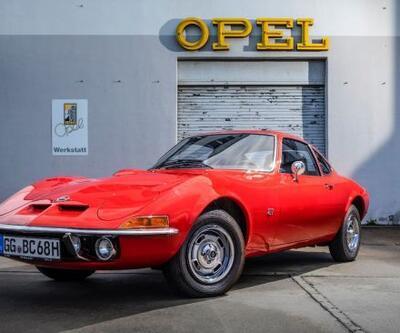 Opel Efsanesi GT 50. Yılını Kutluyor