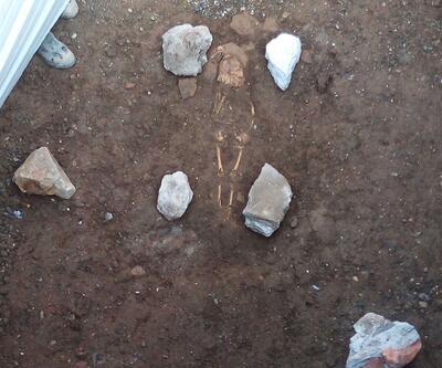 Bursa'daki kazılarda 4 tarihi mezar bulundu