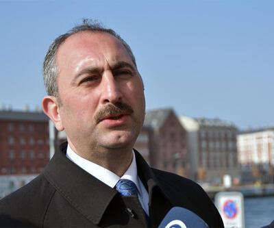 Adalet Bakanı Abdulhamit Gül: Saldırıyı kabullenmek mümkün değil