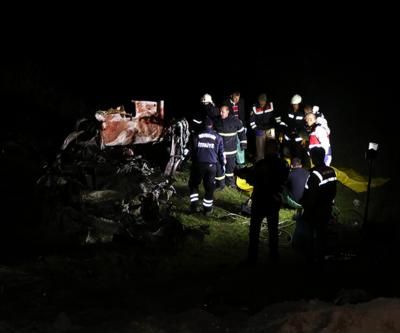 Nevşehir'de trafik kazası: 5 kişi öldü