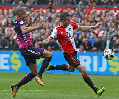 Feyenoord - Utrecht: 3-1 (Maç Özeti)
