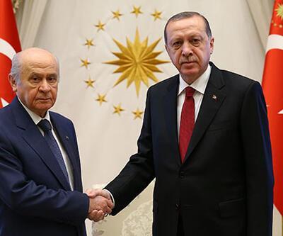 Erdoğan'dan Bahçeli'ye erken seçim yanıtı