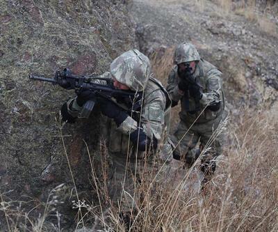 Kulp'ta çatışma: 3 PKK'lı öldürüldü