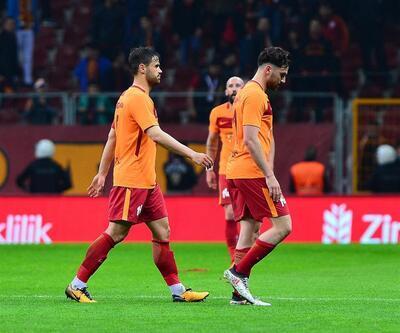 Galatasaray elendi sosyal medya yıkıldı