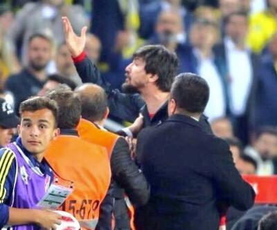 Fenerbahçe: Tolga Zengin ve Mustafa Pektemek tribünleri tahrik etti