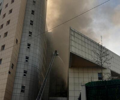Taksim İlkyardım'daki yangının nedeni belli oldu