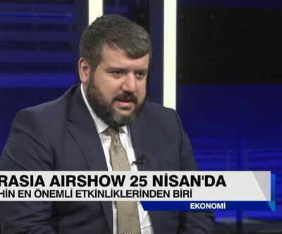 Hakan Kurt, Eurasia Airshow'un detaylarını CNN TÜRK'e anlattı