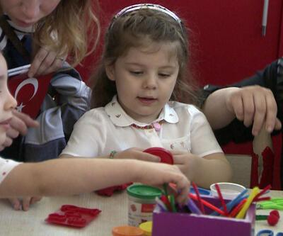 23 Nisan'da Oyuncak Müzesi çocuklarla dolup taştı