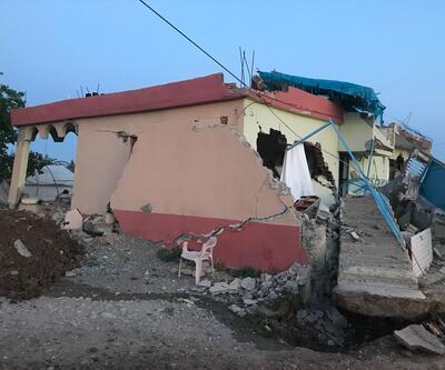 İşte depremden ilk fotoğraflar