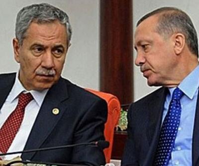 Son dakika...  Ankara'da sürpriz görüşme: Erdoğan Arınç'la görüştü