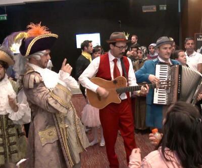 İstanbul Şehir Tiyatroları şenlik boyunca ücretsiz