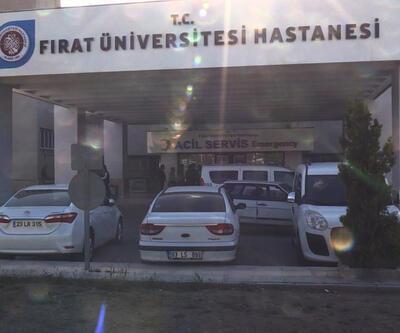 Fırat Üniversitesi kampüsünde silahlı kavga