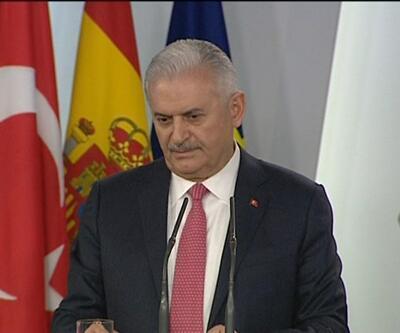 Başbakan'dan AKPM'ye tepki