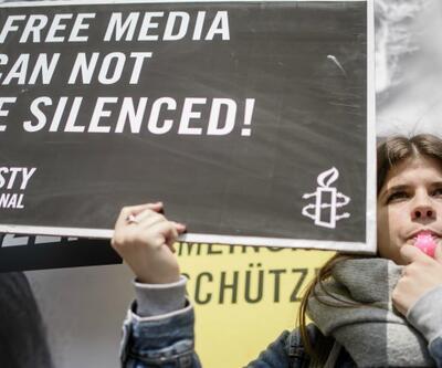 """Af Örgütü'nden hak savunuculuğu raporu: """"Ağır bedel ödeniyor"""""""