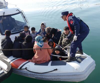 Çanakkale'de 39 kaçak göçmen yakalandı