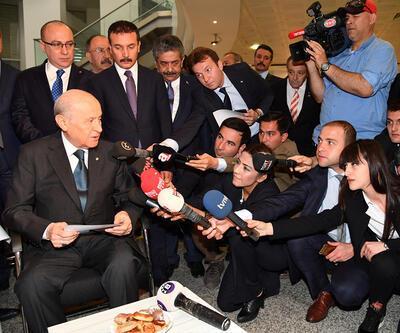 MHP lideri Devlet Bahçeli'den Gül mesajı ve kabine yanıtı