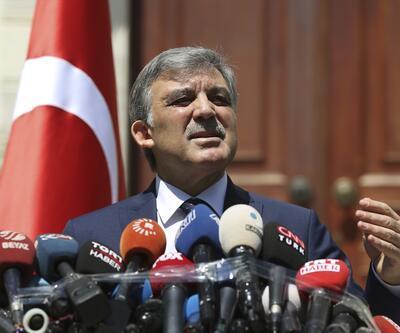"""Abdullah Gül siyasi mevta oldu"""