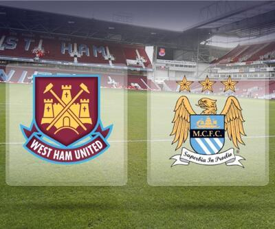 West Ham United - Manchester City CANLI YAYIN