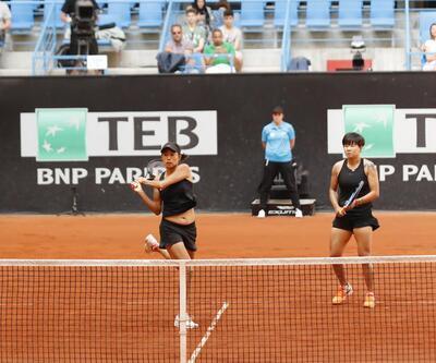 İstanbul Cup'ta çiftler Çinli raketler şampiyon