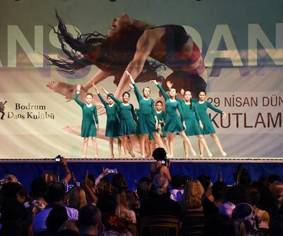 Bodrum'da Dünya Dans Günü şenliği