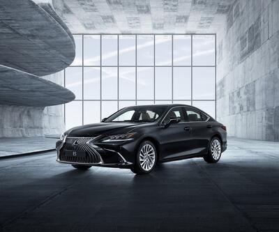 Yeni Lexus ES 2019'de geliyor