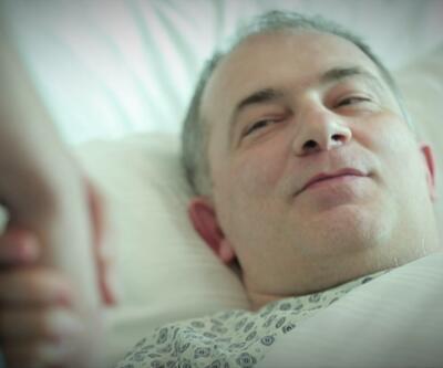 Beyin kanamasının ardından yaşam savaşı veren hastanın zorlu tedavi süreci