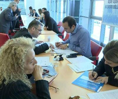 CHP'de milletvekilliği için başvurular başladı