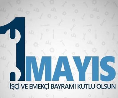 Resimli 1 Mayıs mesajları ve İşçi Bayramı sözleri sosyal medyada paylaşılmaya başlandı