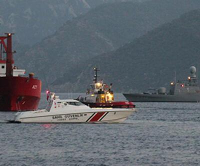 Türk gemisine temas eden Yunan kaptan görevden alındı