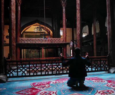UNESCO Dünya Mirası Listesi'nde: Eşrefoğlu Camii zamana meydan okuyor