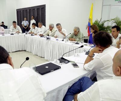 Kolombiya görüşmeleri Küba'da yapacak