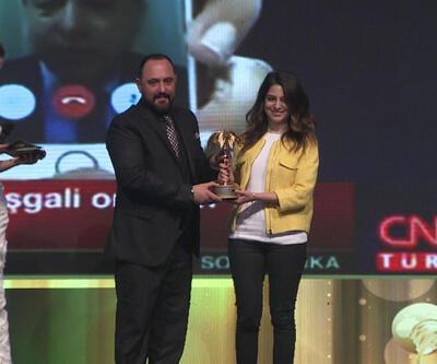 Zer Altın Palmiye Ödülleri'nden CNN TÜRK'e 'Yılın Haber Kanalı' ödülü