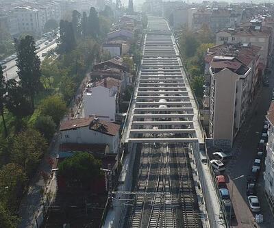 Gebze-Halkalı demiryolu hattında sona yaklaşılıyor