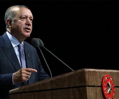Erdoğan: Yüreğiniz yetiyorsa arşivini aç