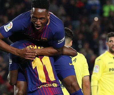 Barcelona, Villarreal'i farklı yendi