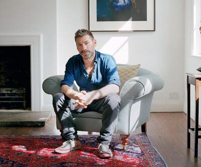 """Mat Collishaw'un """"Eşikler"""" sergisiYapı Kredi Kültür Sanat Yayıncılık'ta"""