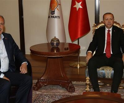 """""""Bir kazan - kazan olayı: Erdoğan-İnce buluşması"""""""