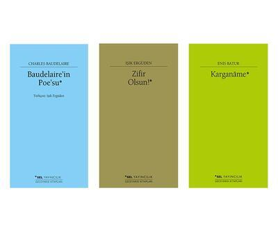 Sel Yayıncılık'tan Gece Yarısı dizisinden 3 kitap