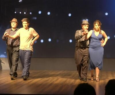 Engelliler Haftası'nda tango rüzgarı